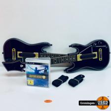 [PS3] Guitar Hero Live gitaren-set  + game (duitse cover)