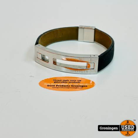 Tommy Hilfiger TJ2700877 Armband Bruin Heren 20cm