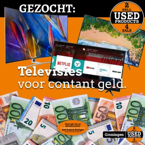 Sharp LC-32HI5012E Zwart 32'' HD Smart TV | incl. AB