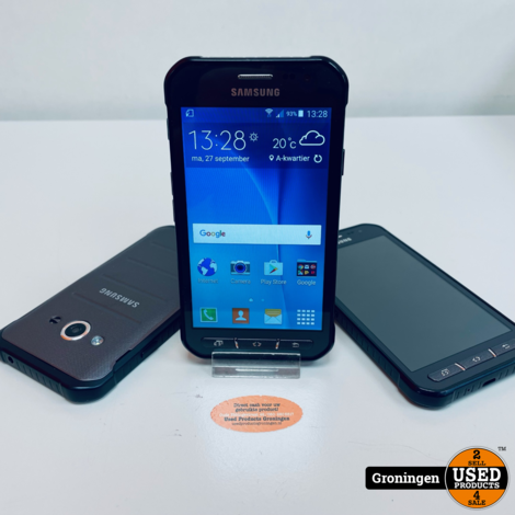 Samsung Galaxy Xcover 3 G388F Dark Silver | Android 5.1.1