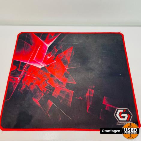 GMB Gaming muismat | 400mm x 450mm