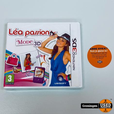 [3DS] Laura's Passie: Modewereld 3D | NIEUW/GESEALD!