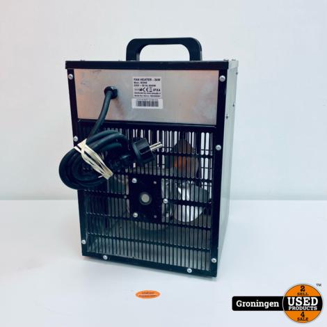 Reheat B3000 Elektrische Heater - 3kW - Garagekachel