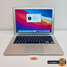 Apple Apple MacBook Air 13,3'' MD760N/A NETTE STAAT   Core i5 (Turbo: 2,6GHz)   4GB   128GB SSD   macOS Big Sur
