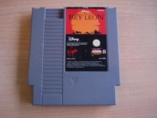 The Lion King - El Rey Leon Nes game