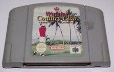Waialae Country Club N64 game - True Golf Classics