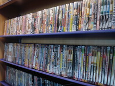 Erotiek DVD's diverse soorten!