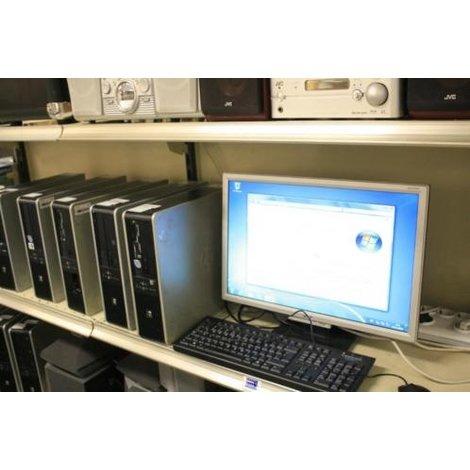 HP dc 7800 dualcore 2 gb 160GB