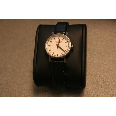 Mondaine 25mm horloge swiss  Made Railway Watch