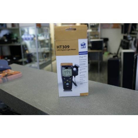 HT 309 Led Digital Light Meter Nieuw!