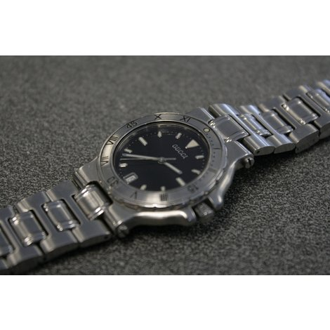 Gucci 9700M horloge in nette staat