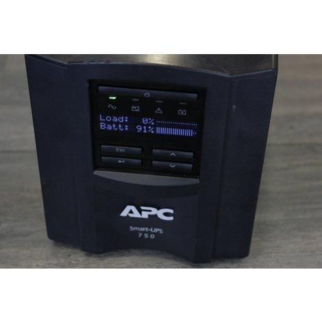 APC 750 VA Uninterruptible Power Supply APC 750 VA Uninterruptible Power Supply noodstroomvoeding