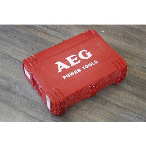 AEG pn 2200 rx fixtec Boorhamer in koffer