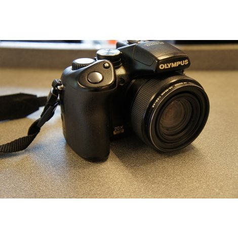 Camera Olympus SP-570UZ 20 x zoom Incl accessoires