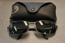 Rayban 3498 zonnebril Inclusief opberg hoesje