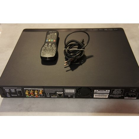 Harman kardon BDP-10 blu ray speler inclusief afstandsbediening in nette staat