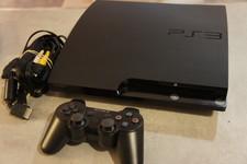 sony PS3 320 GB + accessoires ( inclusief nieuwe controller )