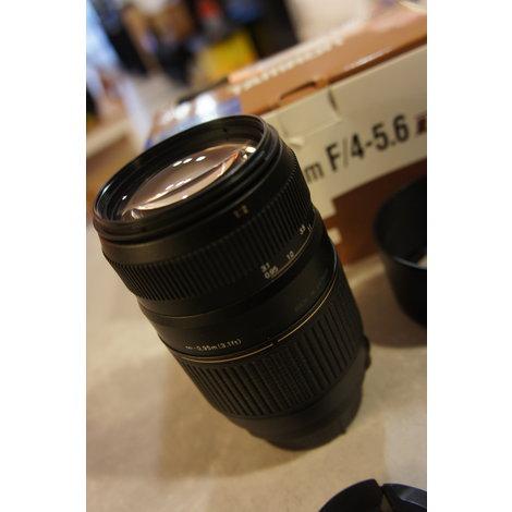 Tamron 70-300mm F5-5.6 LD DI lens voor Nikon