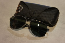 rayban Rayban 3457 zonnenbril in hoes in prima staat