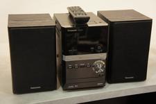 panasonic Panasonic SA-PM38 stereoset inclusief afstandsbediening
