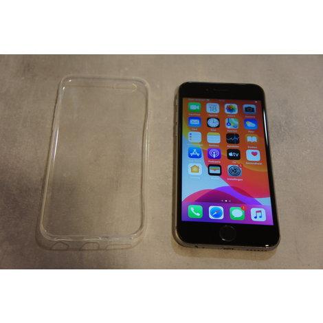 Apple iphone 6s 16 gb in nette staat inclusief hoesje