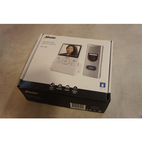 Alecto adi-250 deurbel met camera nieuw in doos