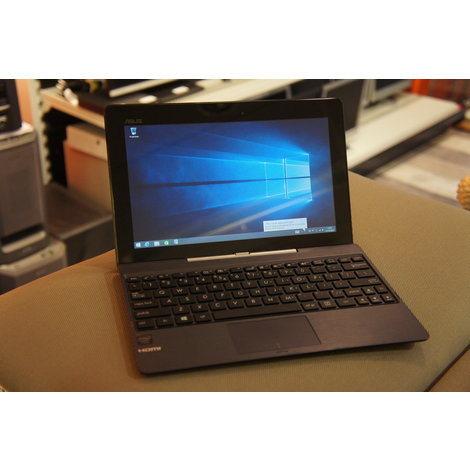 Asus notebook t100tam 2 in 1 tablet / laptop inclusief oplader - 2GB - 32GB - Windows 8.1