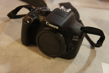 canon Canon EOS 1300D body in nette staat