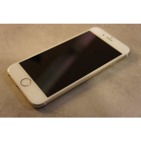 Apple iPhone 6 16Gb Silver in nette staat