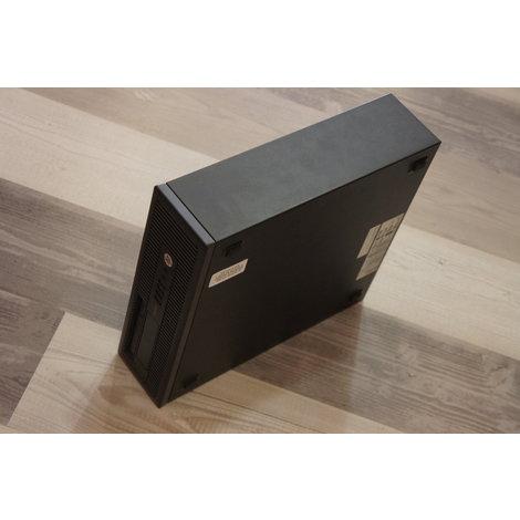 HP Prodesk 600 G1 SFF desktop | i5 - 8Gb - 128GB SSD + 500Gb HDD - W10 Pro
