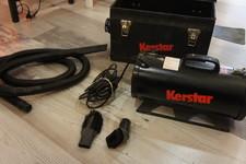 Kerstar Kerstar PCV1 service stofzuiger in koffer inclusief accessoires