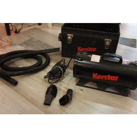 Kerstar PCV1 service stofzuiger in koffer inclusief accessoires