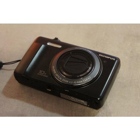 Olympus d-750 camera met oplader en tasje