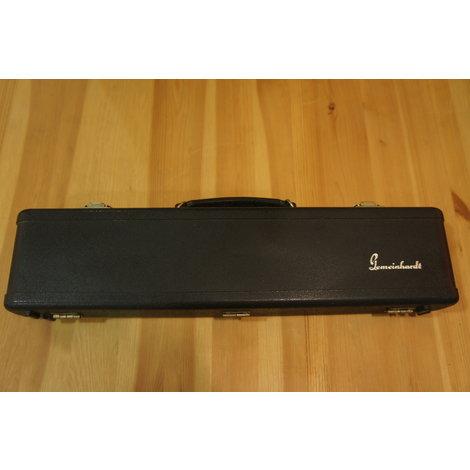 Gemeinhardt 2 ESP S/E Dwarsfluit in koffer