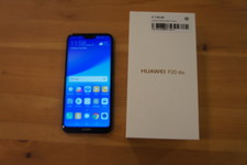 Huawei p20 lite 64Gb (Zwart)