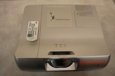 Promethean Zilveren Promethean beamer met HDMI + afstandsbediening