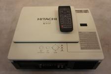 hitachi Hitachi ed-aw100n HDMI Beamer + afstandsbediening - nieuwe lamp