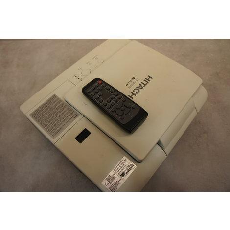Hitachi ed-aw100n HDMI Beamer + afstandsbediening - nieuwe lamp