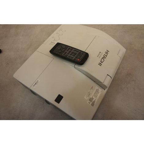 Hitachi cp a222 wm beamer met HDMI + Afstandsbediening