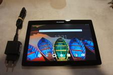 Lenovo tablet 16gb + 2gb ram incl: oplader