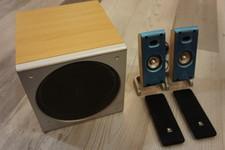 logitech Logitech Z3 speakerset 2.1 Subwoofer + 2 speakers