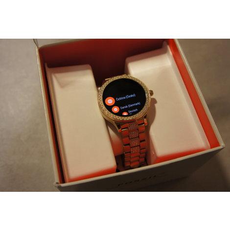 Fossil Q Touchscreen dames smartwatch in doos
