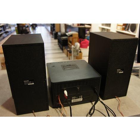 Philips DCM3020/12 stereo set inclusief afstandsbediening
