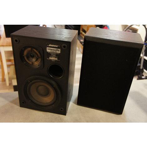 Bose Interaudio 2000xl speakers