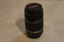 canon Canon EFS 55-250mm F4-5.6 IS lens in nette staat