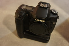 canon Canon EOS 40D spiegelreflexcamera Body in nette staat met Battery grip