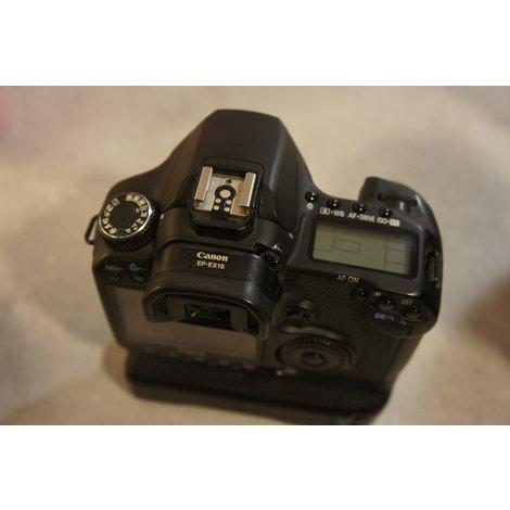 Canon EOS 40D spiegelreflexcamera Body in nette staat met Battery grip