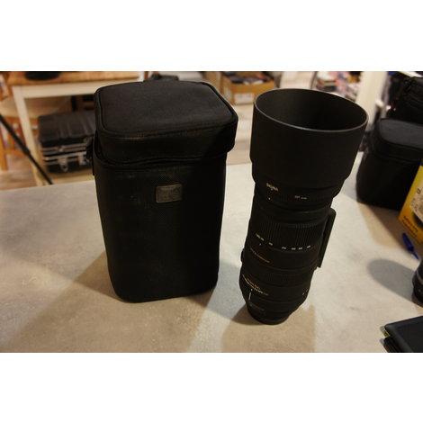 Sigma DG 120-400mm F4.5-5.6 APO HSM OS lens in nette staat in doos