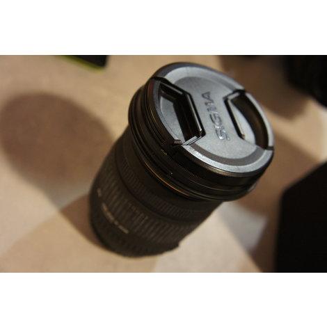 Sigma DC 18-50MM F2.8 EX Macro lens voor Canon in nette staat