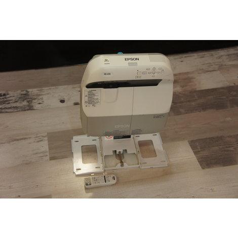 Epson EB-470 beamer inclusief AB - 210 uur